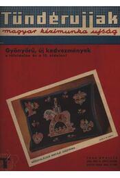 Tündérujjak 1940/4 - Régikönyvek