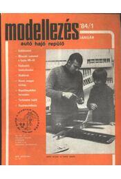 Modellezés 1984. évfolyam - Régikönyvek