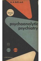 Psychoanalytic psychiatry - Régikönyvek