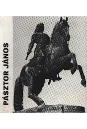 Pásztor János - Régikönyvek