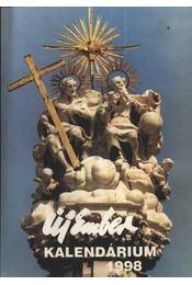 Új Ember kalendárium 1998 - Régikönyvek