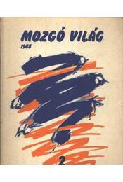 Mozgó Világ 1988/2. - Régikönyvek