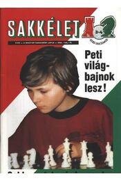 Sakkélet 1992. év 3-9. szám (hiányos) - Régikönyvek