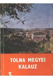 Tolna megyei kalauz - Régikönyvek