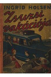Zsuzsi vakációja - Régikönyvek