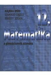 Matematika 12. - Régikönyvek