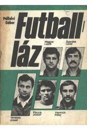 Futtball-láz - Régikönyvek