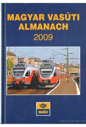 Magyar Vasúti Almanach 2009 - Régikönyvek
