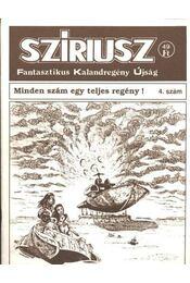 Szíriusz 4. szám - Régikönyvek
