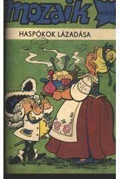 Haspókok lázadása (Mozaik 1979/5.) - Régikönyvek