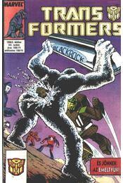 Transformers 1996/5. október 33. szám - Régikönyvek
