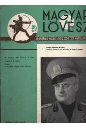 Magyar Lövész 1940/6. szám - Régikönyvek