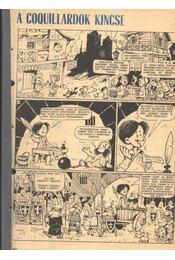 A coquillardok kincse 1971. (36-51. szám 16. rész) - Régikönyvek