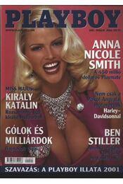 Playboy 2001. május - Régikönyvek