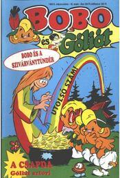 Bobo és Góliát 1995/3 május-június 18. szám - Régikönyvek