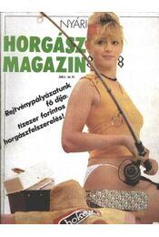 Nyári horgászmagazin 1986. - Régikönyvek