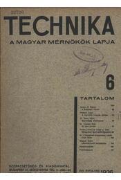 Technika 6. - Régikönyvek