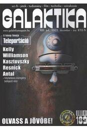 Galaktika 189. ( 2005/december) - Régikönyvek