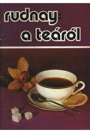 A teáról - Régikönyvek