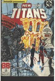 De New Teen Titans NR9. - Régikönyvek
