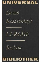 Lerche - Régikönyvek