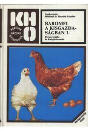 Baromfi a kisgazdaságban 1. - Régikönyvek