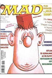 Mad 2000/4. július 22. szám - Régikönyvek