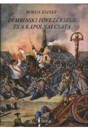 Dembinski fővezérsége és a kápolnai csata - Régikönyvek