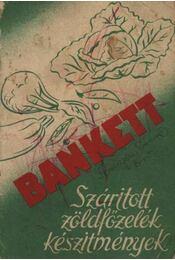 Bankett - Régikönyvek