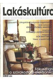 Lakáskultúra 1999/12. december - Régikönyvek