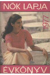 Nők Lapja Évkönyve 1977. - Régikönyvek