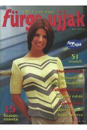 Fürge ujjak 2002. 5. szám május - Régikönyvek