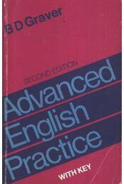 Advanced English Practice - Régikönyvek
