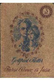 Falusi Romeo és Júlia, és más elbeszélések - Régikönyvek