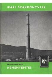 Kéményépítés - Régikönyvek