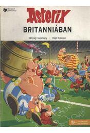 Asterix Britanniában - Régikönyvek