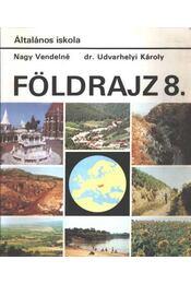 Földrajz 8. - Régikönyvek