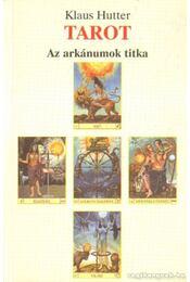 Tarot - Az arkánumok titka - Régikönyvek