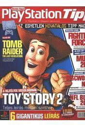 Play Station tipp 2000. március - Régikönyvek