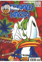 Donald Kacsa 2001/05 - Régikönyvek