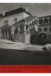 Renaissance Architecture in Hungary - Régikönyvek