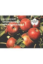 Házikerti gyümölcsfák műtrágyázása - Régikönyvek