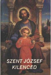 Szent József kilenced - Régikönyvek