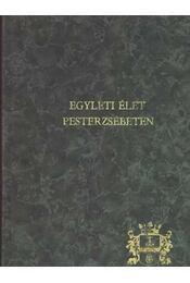 Egyleti élet Pesterzsébeten - Régikönyvek