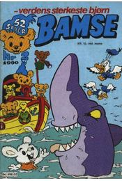 Bamse 1990/2 - Régikönyvek