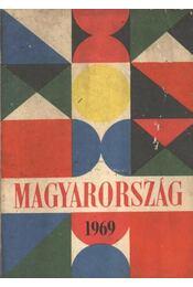 Magyarország 1969 - Régikönyvek