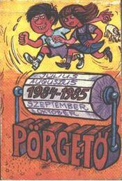 Hahota - Pörgető 1984-1985 - Régikönyvek