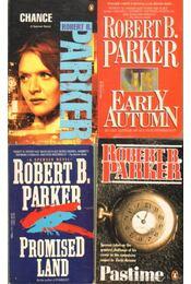 Robert B. Parker Gyűjtemény (angol nyelvű, 9 kötet!) - Régikönyvek