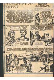 A láthatatlan ember 1980. (31-46. szám 16. rész) - Régikönyvek