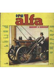 Alfa 1986. február - Régikönyvek